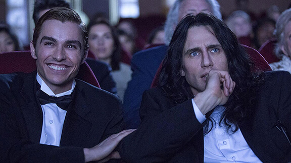 Splitscreen review - the disaster artist thumbnail