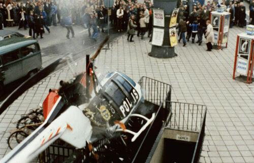 Splitscreen-review Image de un flic sur le toit de Bo Widerberg