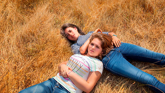 Splitscreen-review Image de Adolescentes de Sébastien Lifshitz