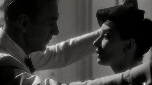 Splitscreen-review Image de Ariane de Billy Wilder