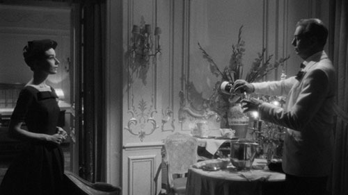 Splitscreen-review Image de Ariane de Billy Wilder