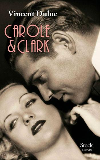 splitscreen-review Couverture du livre de Vincent Duluc intitulé Carole & Clark
