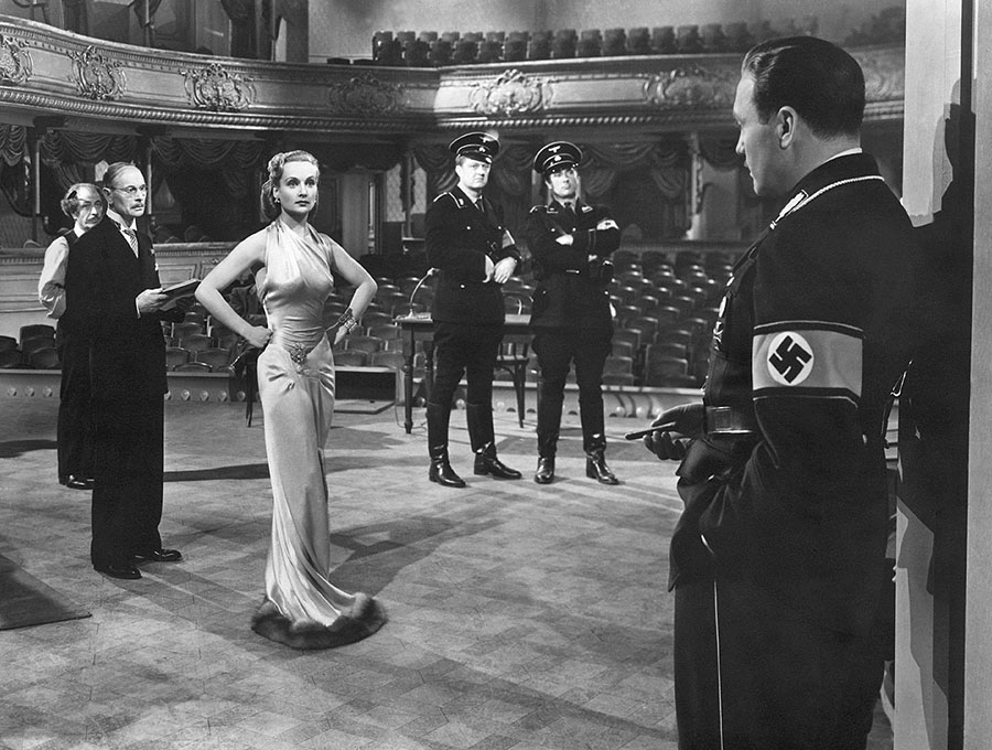 Splitscreen-review Image de To be or not to be de Ernst Lubitsch