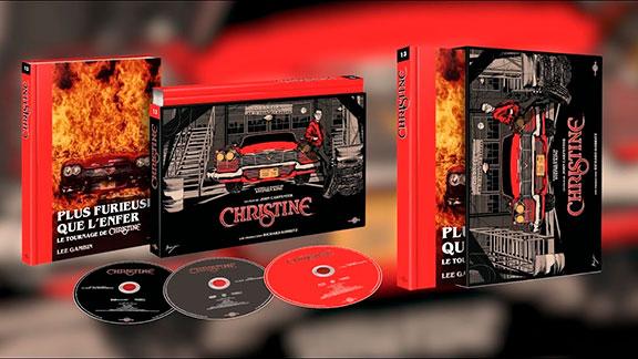 Splitscreen-review Image de Christine de John Carpenter