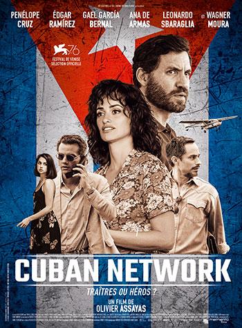 Splitscreen-review Image de Cuban Network d'Olivier Assayas