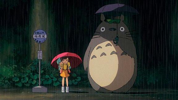 Splitscreen-review Image de Mon voisin Totoro de Hayao Miyazaki