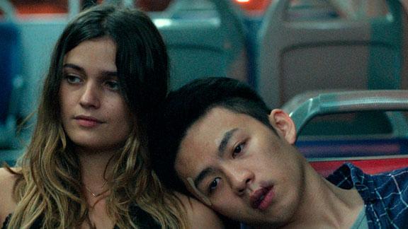 Splitscreen-review Image de Face à la nuit de Widing Ho
