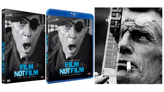 Splitscreen-review Image de l'édition BR/DVD de Film/Notfilm édité par Carlotta Films