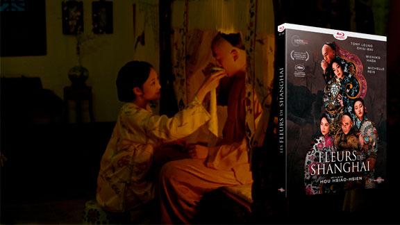 Splitscreen-review Image des Fleurs de Shanghai de Hou Hsiao Hsien
