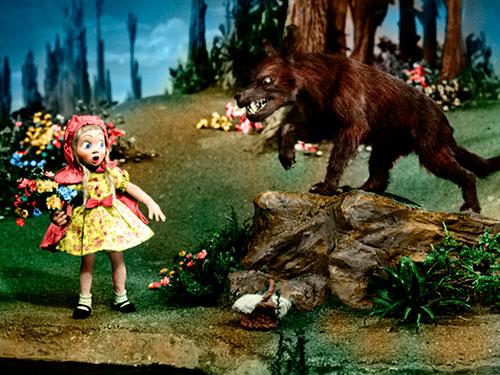 Splitscreen-review Image du Blu-ray Les contes merveilleux par Ray Harryhausen édité par Carlotta Films