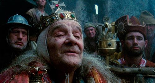 Splitscreen-review Image de Jabberwocky de Terry Gilliam