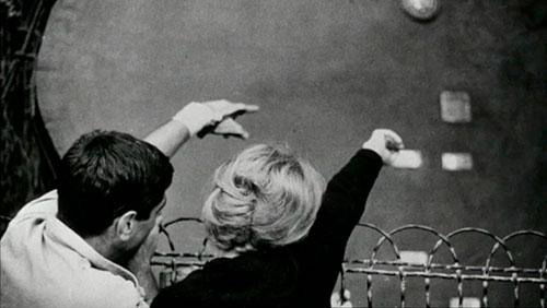 Splitscreen-review Image de La Jetée de Chris Marker édité par Potemkine Films