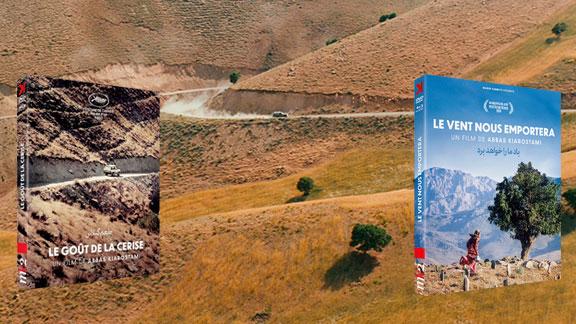 Splitscreen-review Image de l'édition DVD/Blu-ray de Le vent nous emportera de Abbas Kiarostami