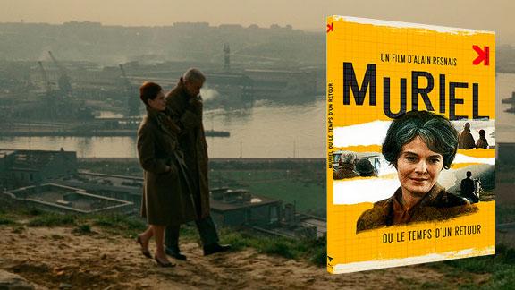 Splitscreen-review Image de Muriel ou le temps d'un retour d'Alain Resnais édité par Potemkine Films