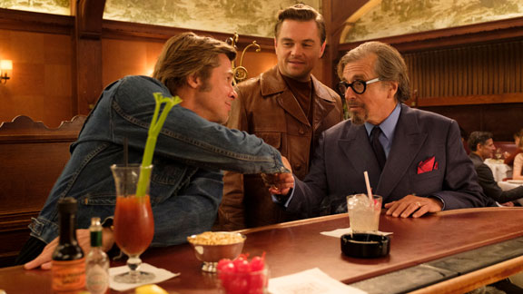 Splitscreen-review Image de Once Upon a time in Hollywood de Quentin Tarantino