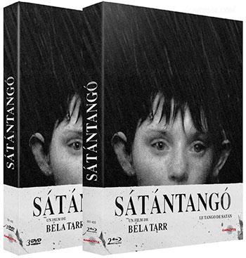 Splitscreen-review Image de Satantango de Bela Tarr édité par Carlotta Films
