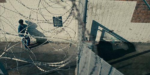 Splitscreen-review Affiche de Smal Axe série réalisée par Steve Mc Queen