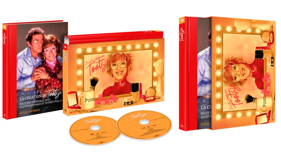 Splitscreen-review Image du Blu-ray de Tootsie de Sydney Pollack édité par Carlotta Films