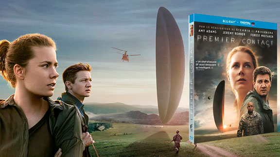 Splitscreen-review Image de Arrival de Denis Villeneuve