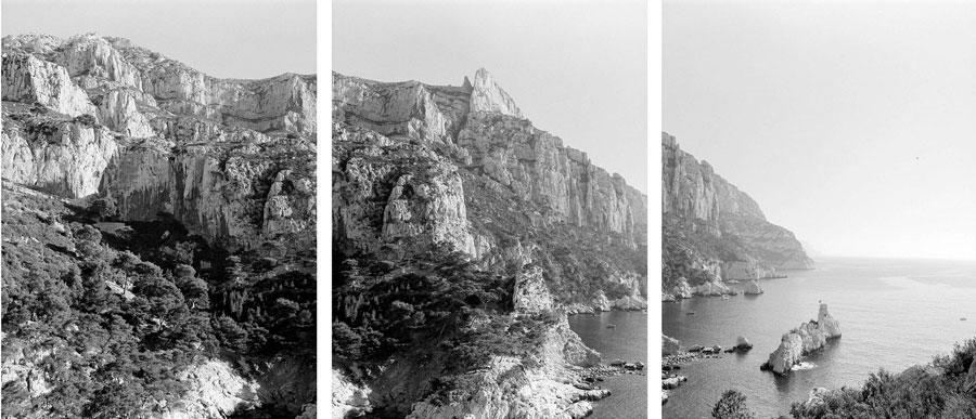 Splitscreen-review Photographie de Frédéric Bellay