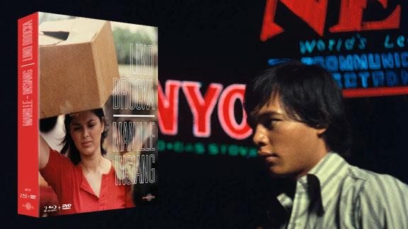 Splitscreen-review Image du coffret Lino Brocka édité par Carlotta Films