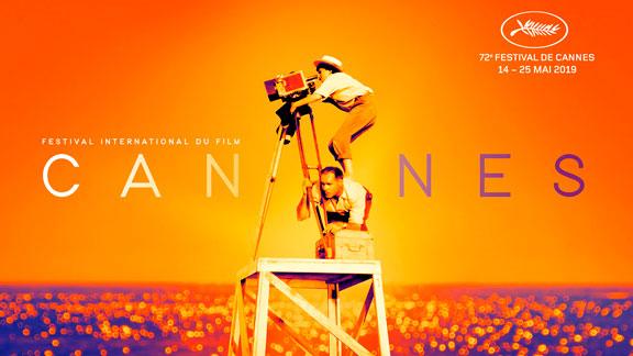 Splitscreen-review Affiche du Festival de Cannes 2019