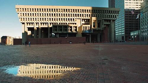 Splitscreen-review IMage de City Hall de Frederick Wiseman