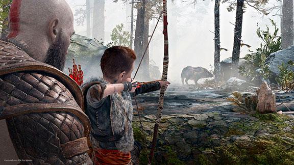 Splitscreen-review Image du jeu God of War