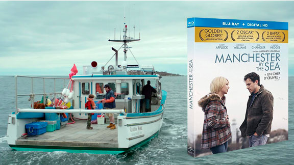 Splitscreen-review Image de Manchester by the sea de Kenneth Lonergan