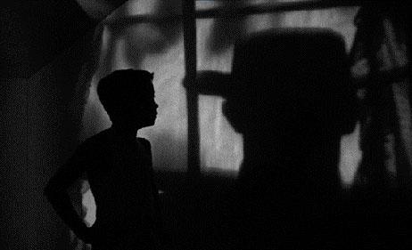 Splitscreen-review Image de La nuit du chasseur de Charles Laughton