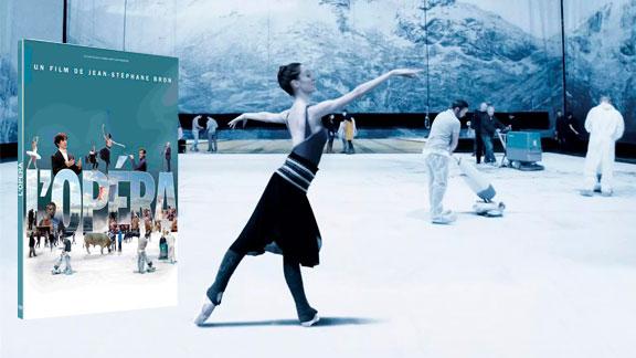 Splitscreen-review Image de L'opéra de Jean-Stéphane Bron
