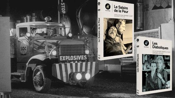 Splitscreen-review Image de Le salaire de la peur d'Henri-Georges Clouzot
