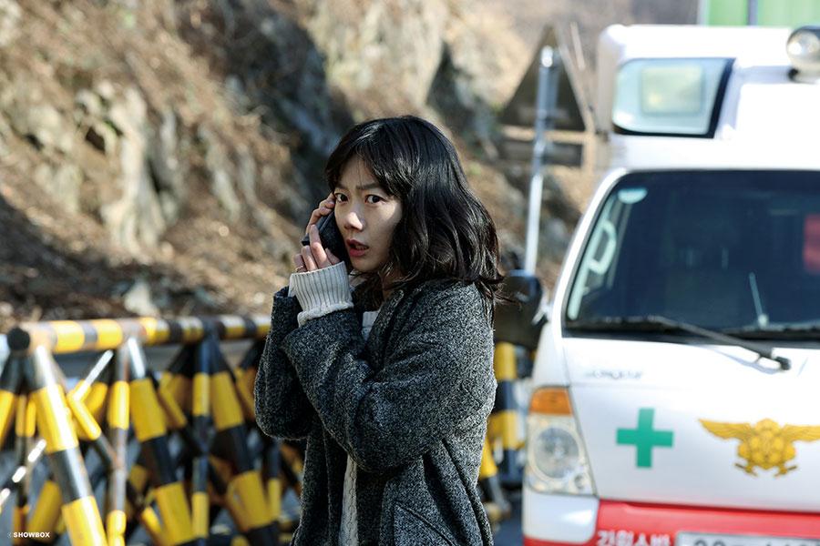 Splitscreen-review Image de Tunnel de Kim Seong-hun