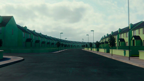 Splitscreen-review Image de Vivarium de Lorcan Finnegan
