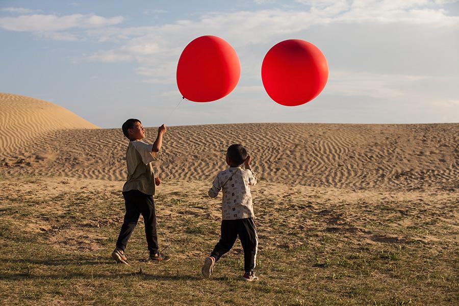 Splitscreen-review Image de Balloon de Pema Tseden