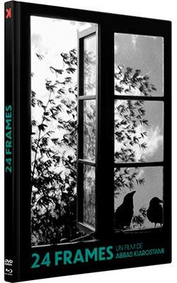Splitscreen-review Image de 24 Frames d'Abbas Kiarostami