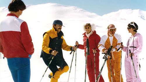 Splitscreen-review Image de Les bronzés font du ski de Patrice Leconte