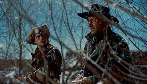 Splitscreen-review Image de La prisonnière du désert de John Ford
