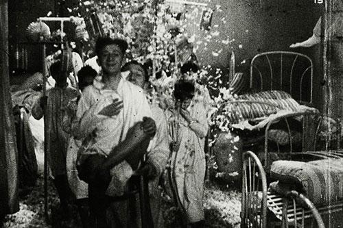 Splitscreen-review Image de Zéro de conduite de Jean Vigo