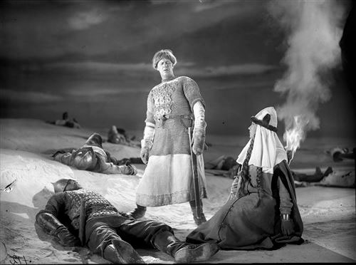 Splitscreen-review Image de Alexandre Nevski de S. M. Eisenstein