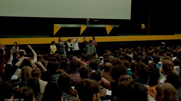 Splitscreen-review Image de Le concours de Claire Simon
