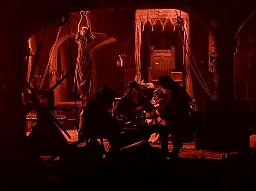 Splitscreen-review Image de Häxan de Benjamin Christensen