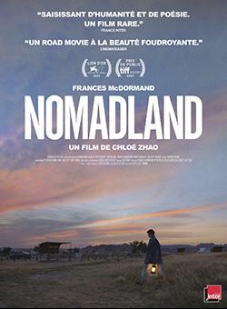 Splitscreen-review Image de Nomadland de Chloé Zhao