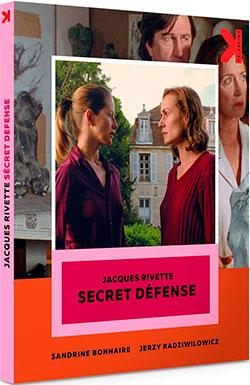 Splitscreen-review Image de Secret Défense de Jacques Rivette