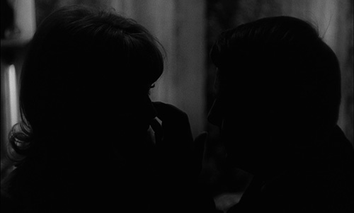 Splitscreen-review Image de La peau douce de François Truffaut