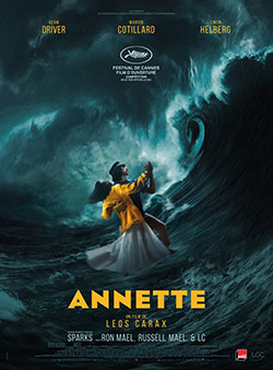Splitscreen-review Image de Annette de Leos Carax