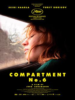Splitscreen-review Image de Compartiment 6 de Juho Kuosmanen