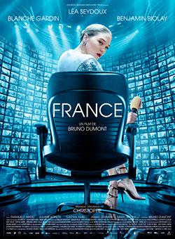 Splitscreen-review Image de France de Bruno Dumont