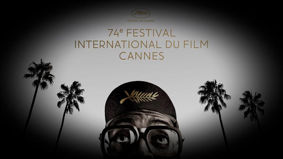 Splitscreen-review Affiche du Festival de Cannes 2021