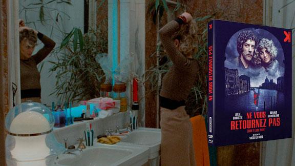 Splitscreen-review Image de Ne vous retournez pas de Nicolas Roeg